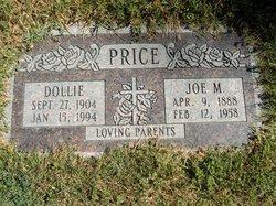 Joe M Price