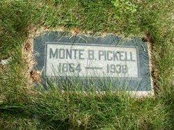 Monte B Pickell