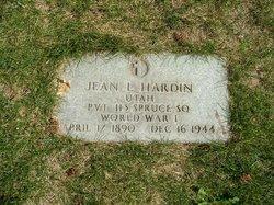 Jean Lannes Hardin