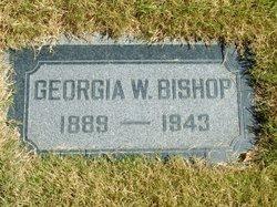 Georgia <I>Whitehead</I> Bishop