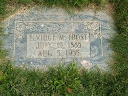 Elvidge M Frost