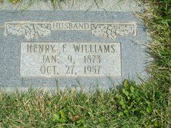 Henry Francis Williams
