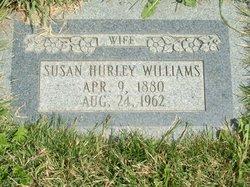 Susan Enna <I>Hurley</I> Williams