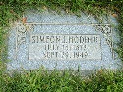 Simeon James Hodder