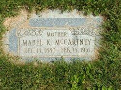 Mabel Alice <I>Kenfield</I> McCartney