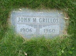 John M Grillos