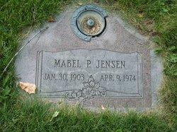 Mabel P Jensen