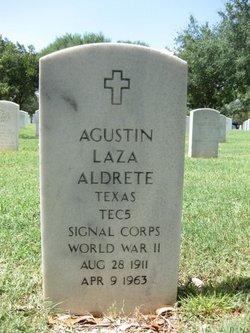 Agustin Lazarin Aldrete