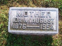 Ida M <I>Morrow</I> August