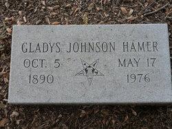 Ida Gladys <I>Johnson</I> Hamer
