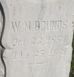 William M. Bounds