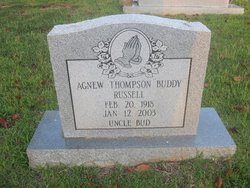 "Agnew Thompson ""Buddy"" Russell"