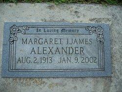Margaret <I>Ijames</I> Alexander