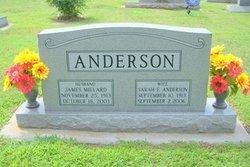 James Millard Anderson