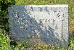 Helen Katherine <I>Stanley</I> Benner