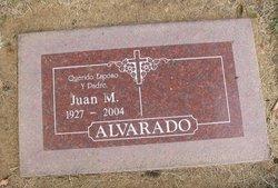 Juan M. Alvarado