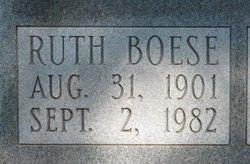 Ruth Anna Boese