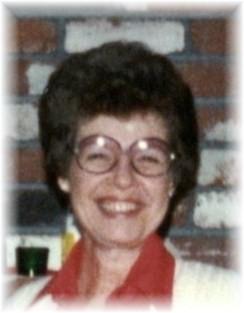 Evelyn Jeanne <I>Wilson</I> Evans