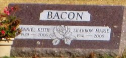 "Daniel Keith ""Dan"" Bacon"