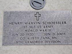Henry Marvin Schoessler