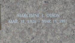 Marceline J Olson