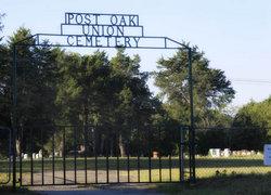Post Oak Union Cemetery