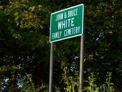 John and Bruce White Cemetery