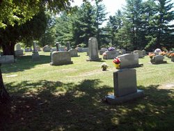 Will Young Cemetery
