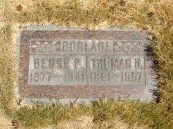"""Catherine Elizabeth """"Bessie"""" <I>Primrose</I> Borlase"""