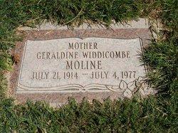 Geraldine F <I>Widdicombe</I> Moline