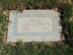 Lillian <I>Powell</I> Carpenter