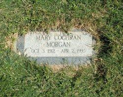 Mary <I>Cochran</I> Morgan