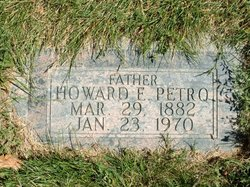 Howard Elmer Petro