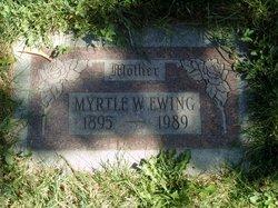 Myrtle White Ewing