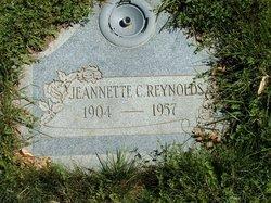 Jeannette Lavon <I>Cox</I> Reynolds