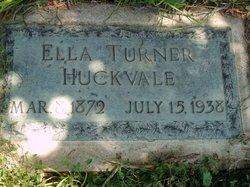 Ella <I>Turner</I> Huckvale