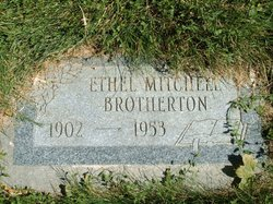 Ethel Fern <I>Mitchell</I> Brotherton