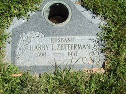 Harry Leonard Zetterman