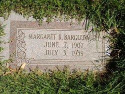 Margaret Ross V Barglebough