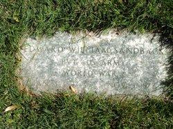 Edward William Sandback