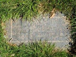 James E Phillips