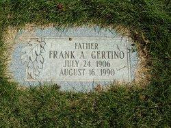 Frank A Gertino