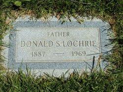 Donald S Lochrie