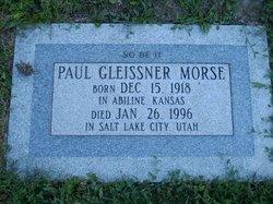 Paul Gleissner Morse