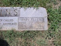Mary Ellen <I>Sanders</I> Goins