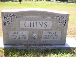 Ollie H Goins