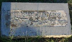 "William James ""Will"" Adams"
