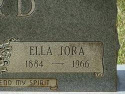 Ella Iora <I>Richards</I> Baird