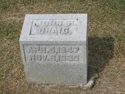 John Henry Craig