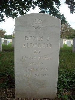 Reyes J Alderete